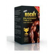 Rocky Enlargement Tablets 50'S