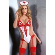 Body Infirmière Cascadia 2 Pièces - Taille : L/XL - 40/42