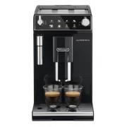 Espressor automat DeLonghi Autentica ETAM29.510.B RO, 1450W, 15 bar, Oprire automată, Sistem Cappuccino, Negru