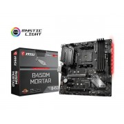 MSI B450M MORTAR Socket AM4 AMD B450 Micro ATX