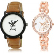 The Shopoholic White Combo Fashionable Funky Look White Dial Analog Watch For Boys And Girls Combo Watches For Mens