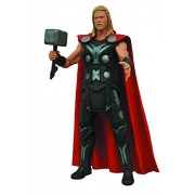 Diamond Select Toys Marvel : Avengers Age Of Ultron Movie: Thor Action Figure - 8 Inches
