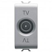 Priza tv de trecere 5dB 1 modul titan Gewiss Chorus GW14362 (GEWISS)