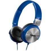 Casti Stereo Philips SHL3160BL (Albastru/Argintiu)