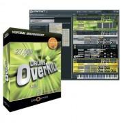Best Service - Drums Overkill PlugIn Kontakt/EXS/Halion/Wav