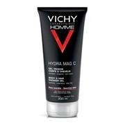 Homme hydra mag c gel de duche 200ml - Vichy