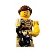 LEGO Minifigures Series 5 Zookeeper COLLECTIBLE Figure monkey banana