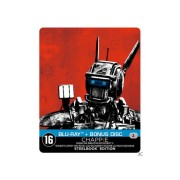 SONY PICTURES Chappie Steelbook Blu-ray