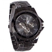 Rosra Full Black watches For Men By 7Star