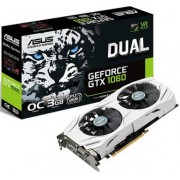 Asus Dual series GeForce GTX 1060 OC Edition 3GB GDDR5 192-bit Graphics Card