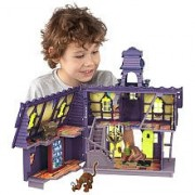 ScoobyDoo Mystery Mates Deluxe Playset Mystery Mansion
