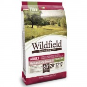 Wildfield Adult Country Med/Large con Maiale, Coniglio e Uova - 12 kg