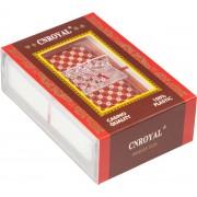 Peng Yo - Poker Speelkaarten Set - Speelkaarten Plastic - Casino Kwaliteit Rood