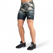 Gorilla Wear Franklin Shorts - Legergroen Camo - XL