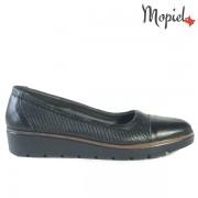 Pantofi dama din piele naturala 24409/Negru/Tiziana