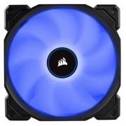 Вентилатор за кутия corsair af120 led, 120 мм, low noise cooling fan, single pack, синя led подсветка, co-9050081-ww