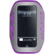 Urban Beatz Pro Activo Banda Reflectante UB-PH5A7-500 Para El Iphone 5 / 4s / 4 Morado