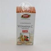 Vitamina C Naturala Fares 60cpr