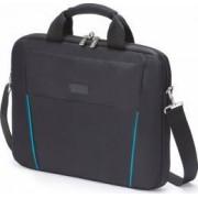 Geanta Laptop Dicota Slim 14 - 15.6 Black - Blue