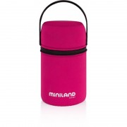 Termos mancare solida 600 ml Pink Blue Miniland