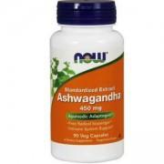 Ашваганда 450 мг. - Ashwagandha Extract - 90 капсули - NOW FOODS, NF4603