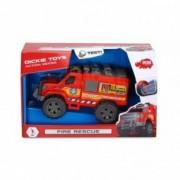 Dickie Toys Fire Rescue - il camion dei pompieri