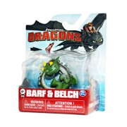 Figurina Spin Master DreamWorks Dragons Barf&Belch