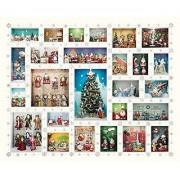 Springbok Puzzles Santa's World Hallmark Keepsake Jigsaw Puzzle (1000 Piece)