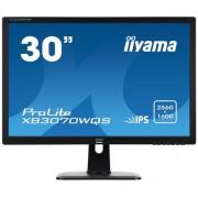 Monitor iiyama XB3070WQS-B1, 30'', LCD, IPS, 16:10, DP, WQS