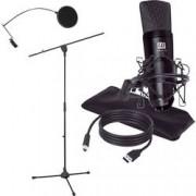 LD Systems USB studiový mikrofon LD Systems PODCAST 2