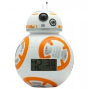 BulbBotz Reloj despertador Bulbotz BB-8 Star Wars: El despertar de la Fuerza