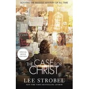 The Case for Christ: Solving the Biggest Mystery of All Time, Paperback/Lee Strobel
