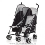 HAUCK KOLICA ZA BLIZANCE TURBO DUO GRAY