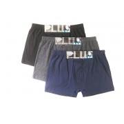 Retro Shorts im 2er Pack, farblich sortiert, Gr.9