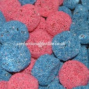Jelly Buttons/Jelly Spogs Sweets 100g