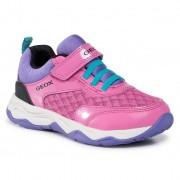 Geox Sneakers GEOX - J Calco G. A J04CMA 0BC14 C8062 S Fuschia/Black