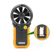 Tradico® MS6252A HYELEC Wind Speed Meter Digital Anemometer Air Volume Measuring Meter