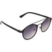 Creature Round, Aviator Sunglasses(Violet)