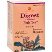 Health King Medicinal Teas Digest Herb Tea - Caffeine Free - 20 Tea Bags