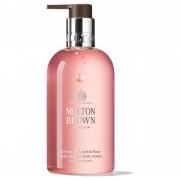 Molton Brown Jabón de Manos Líquido Fino de Ruibarbo y Rosa de (300ml)