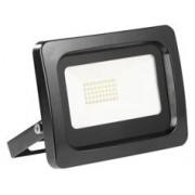 Luminea Mini projecteur LED résistant aux intempéries - 30 W - Blanc chaud