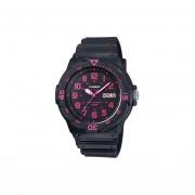 Reloj CASIO MRW-200H-4CVCF Diver-look Classic Collection Análogo Con Calendario-Negro
