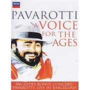 Video Delta Pavarotti - A voice for the ages - DVD
