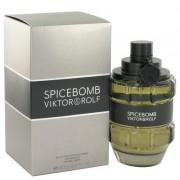 Spicebomb For Men By Viktor & Rolf Eau De Toilette Spray 5 Oz