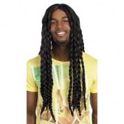 Geen Bob Marley pruik