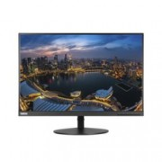 "Монитор Lenovo ThinkVision T24d (61B4MAT1EU), 24""(60.96 cm) IPS панел, Full HD, 7ms, 1000:1, 300cd/m2, DisplayPort, HDMI, VGA"