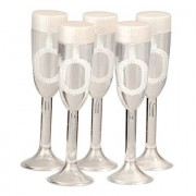 Confetti Champagne Glass Wedding Bubbles Pack