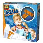 SES Aqua scheren in bad