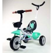 Dečiji Tricikl sa ručicom (Model 429 zeleni)