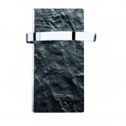 Climastar Slim Toalleros (Leistung/Grösse: 250 W / 25 x 50 cm, Farbe: Black Slate)